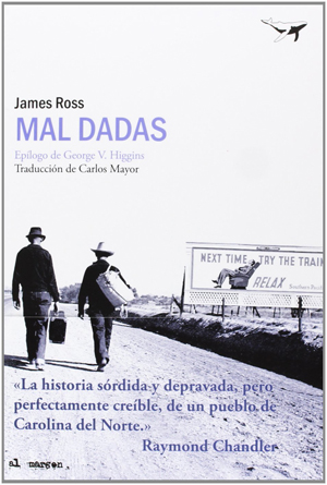 James Ross. Asomarse al vacío, por Óscar Brox - Détour