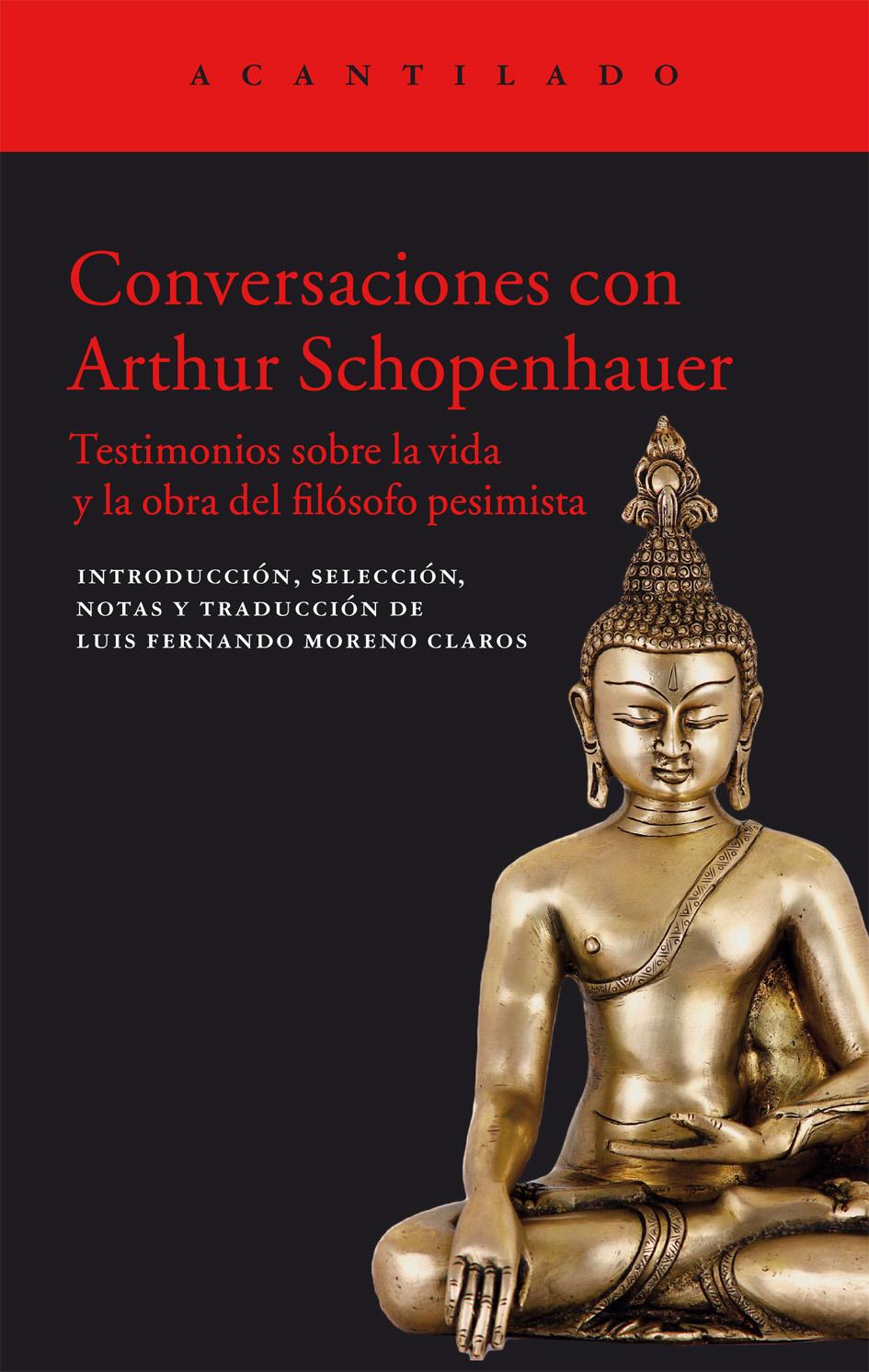 Arthur Schopenhauer | Conversaciones con Arthur Schopenhauer