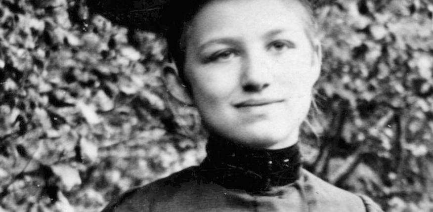 Edith Södergran. La poeta moderna, por Almudena Muñoz - Détour